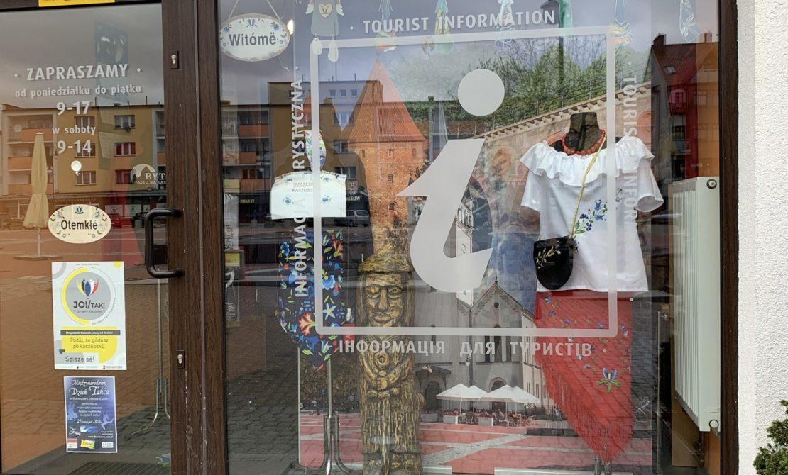 Informacja turystyczna w Bytowie,fot. U.M Bytów