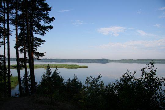 punkt widokowy na jez. Charzykowskie, fot. M. Kochanowska