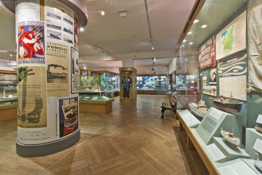 Spichlerze na Ołowiance, fot. Narodowe Muzeum Morskie