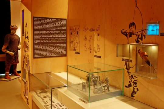 Grodzisko w Sopocie, fot. Muzeum Archeologiczne w Gdańsku