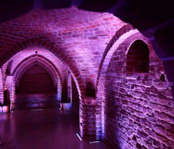 Piwnica Romańska oddział Muzeum Archeologicznego w Gdańsku